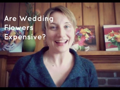 The Truth About Expensive Wedding Flowers