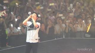 Download Video [FANCAM] 170226 EXOrDIUM in Manila - Growl (Kyungsoo Focus) MP3 3GP MP4