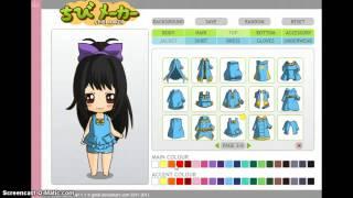 Chibi Maker For Anime Lovers