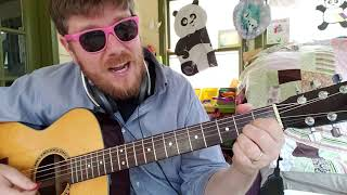 Robbery Juice WRLD easy guitar tutorial beginner lesson.mp3