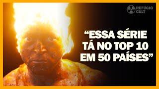 Serie netflix brasileira