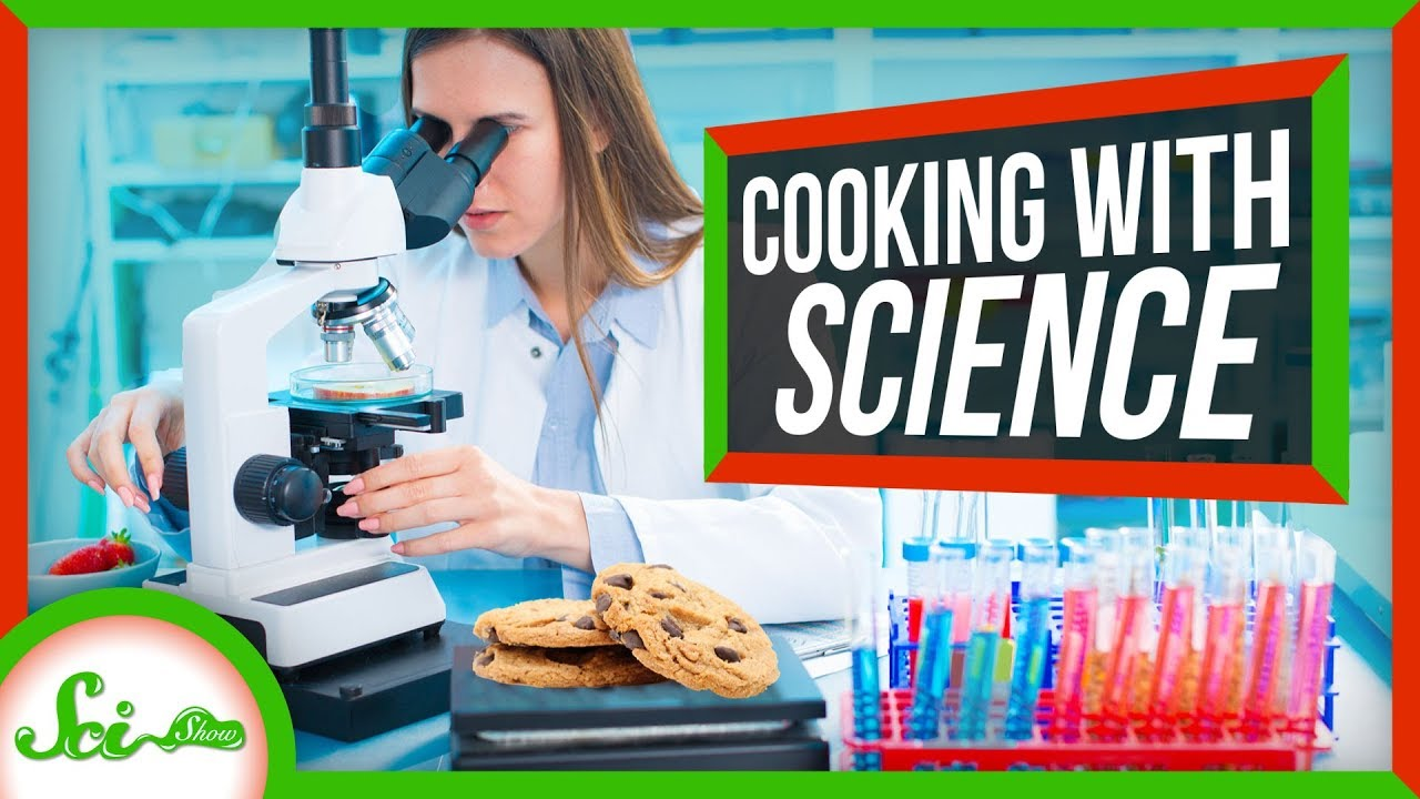 7 Ways to Spruce Up Your Cooking with Science