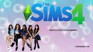 The Sims 4: Fifth Harmony (Create A Sim)
