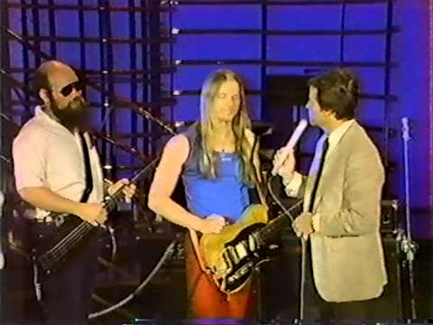 Steve morse dixie dregs american bandstand tv show february 22 1982