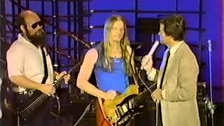 Steve Morse - Dixie Dregs - American Bandstand tv show 1982