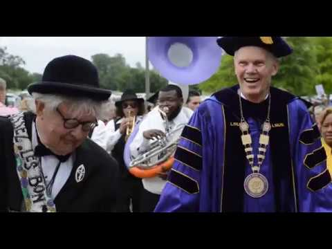 Louisiana State University Shreveport Find Your Anchor 60 Second Spot