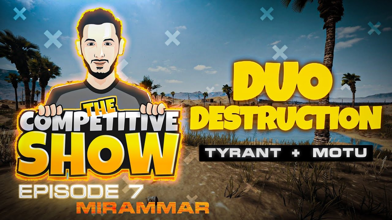 Download The Competitive Show by Tyrant • Episode 7 • Duo Destruction