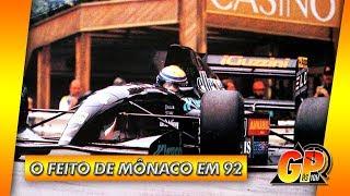 Do improviso a facanha como Moreno classificou Andrea Moda em Monaco GP as 10