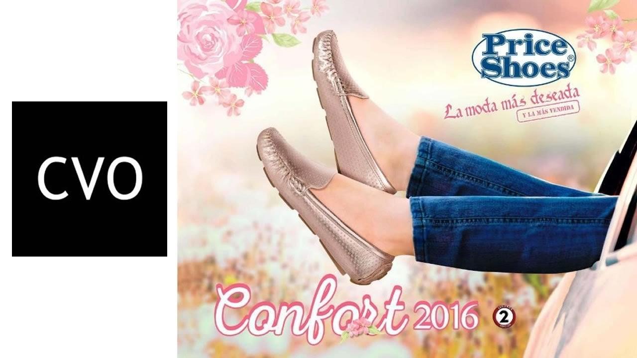 bf7bc146 Catálogo Price Shoes CONFORT 2da Edición 2016 - YouTube