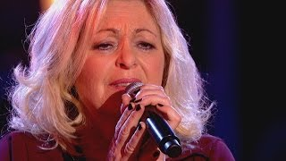 Sally Barker performs 39Walk On By39 - The Voice UK 2014 The Knockouts - BBC One