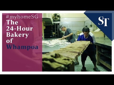 The 24-Hour Bakery of Whampoa | myhomeSG