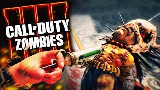 NEW! Black Ops 4 Zombies 'IX' Official Gameplay Music Video! *LIVE REACTION*