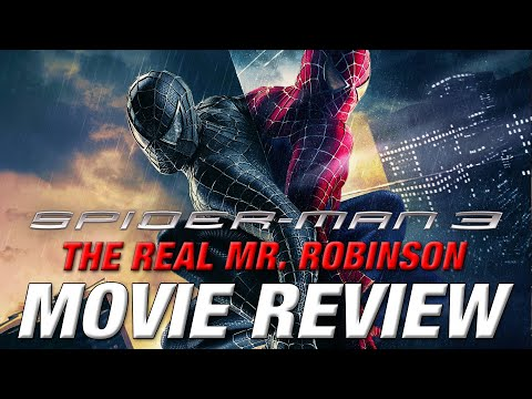 SPIDER-MAN 3 (2007) Movie Review