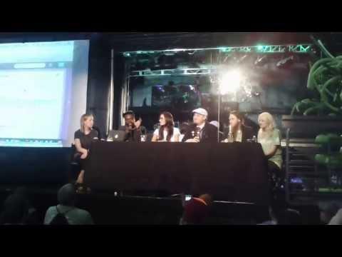 HIGH TIMES US Cannabis Cup Denver 2013 - Social Media Panel