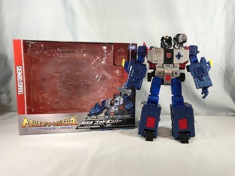 Transformers Legends LG-42 Godbomber Review