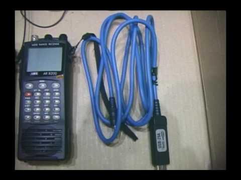小型広帯域受信機
