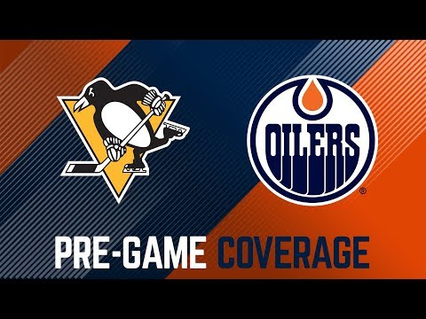 ARCHIVE | Oilers Pre-Game Interviews vs. Pittsburgh