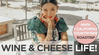 Exploring California Countryside (Ate Too Much!!) | Camille Co