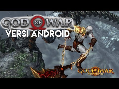 AKHIRNYA ! GOD OF WAR ANDROID !