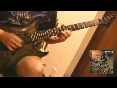 Helloween / Ride The Sky (Guitar Cover)