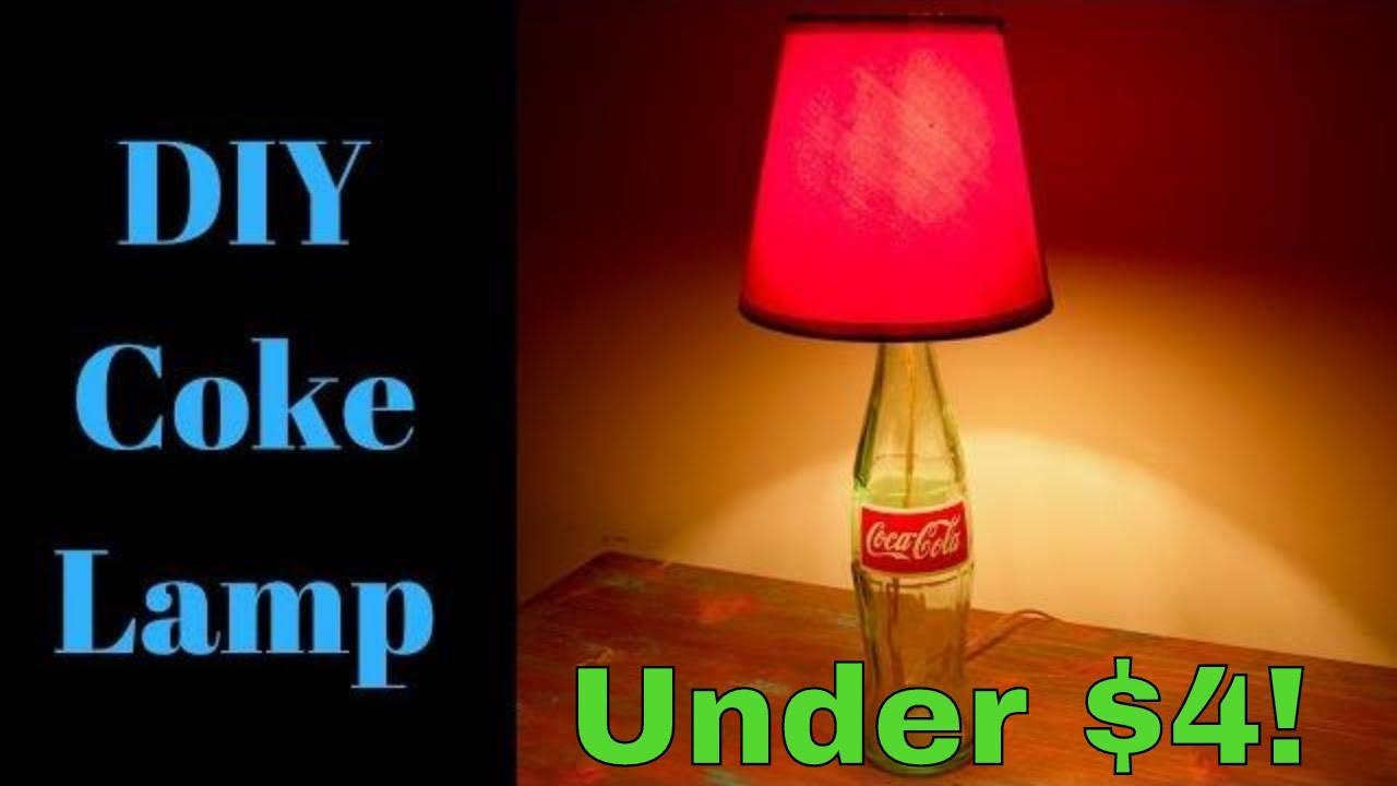 Diy glass coke bottle lamp how to make a diy coke bottle lamp easy diy glass coke bottle lamp how to make a diy coke bottle lamp easy diy glass coke bottle lamp arubaitofo Image collections