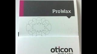 Baixar Oticon Pro Wax