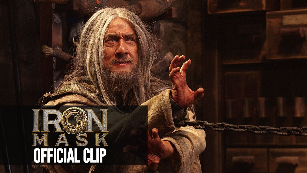 """Download Iron Mask (2020 Movie) Official Clip """"No One Has Ever Escaped"""" – Jackie Chan, Arnold Schwarzenegger"""