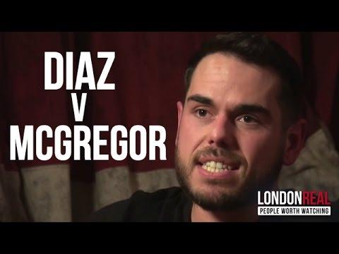 DIAZ VS MCGREGOR 2 |UFC 202| - Ross Edgley on London Real