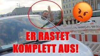 ROAD RAGE! 😡 Extremer Ausraster!   Kuhlewu