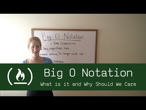 Big O Notation: What It Is and Why You Should Care