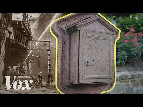 DC's abandoned fire and police call boxes, explained
