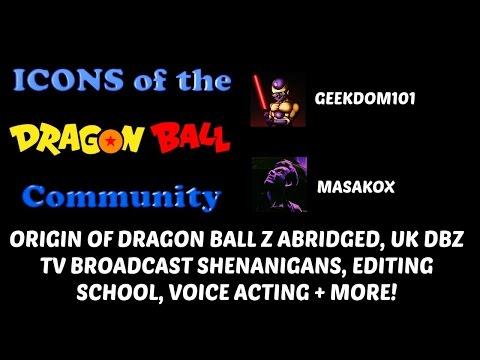 MasakoX talks Team Four Star/DBZ Abridged Origins, Editing, Creating, and Life!