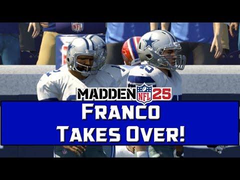 Franco Harris Goes Beast Mode! | Madden 25 Ultimate Team - The GOATs - All Legendary Team (Game 1)