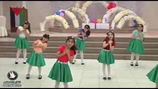 بنت صغيرة فلسطينية مدارس الاقصى
