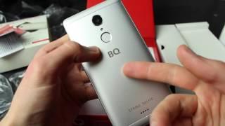 Чудо-распаковка BQ Strike Selfie BQS-5050