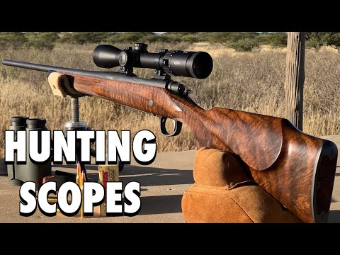 Best Hunting Scopes