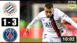 7 12 1 2019 Обзор матча Монпелье ПСЖ 1 3 Чемпионат Франции