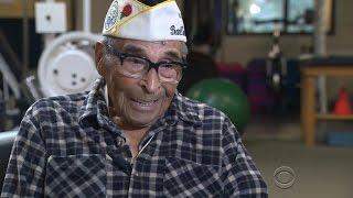 Oldest-known Pearl Harbor survivor returns to Hawaii
