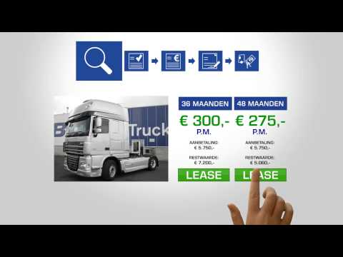 BAS Trucks Lease in The Netherlands