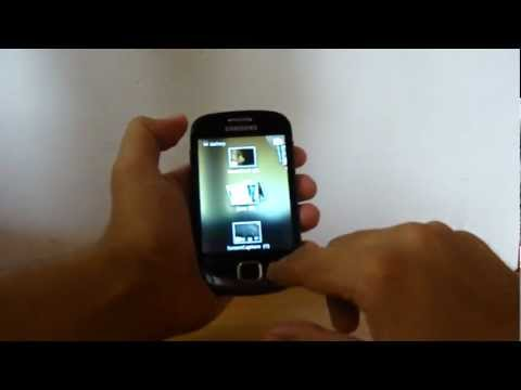 How To Take Screenshots In Samsung Galaxy Fit(GT-S5670)