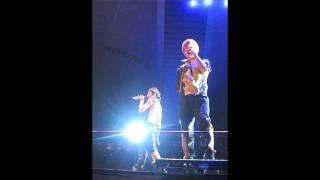 110715 KOREAN MUSIC WAVE SG - TEEN TOP - Angel [ Ricky + LJoe ]