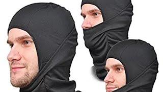 Le gear pro plus face mask black unboxing