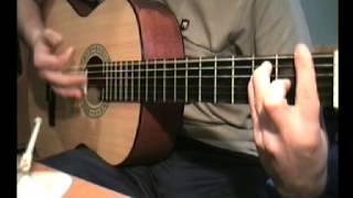 Вальс бостон - Уроки игры на гитаре