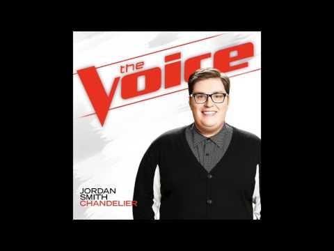Jordan Smith   Chandelier   Studio Version   The Voice 9   YouTube