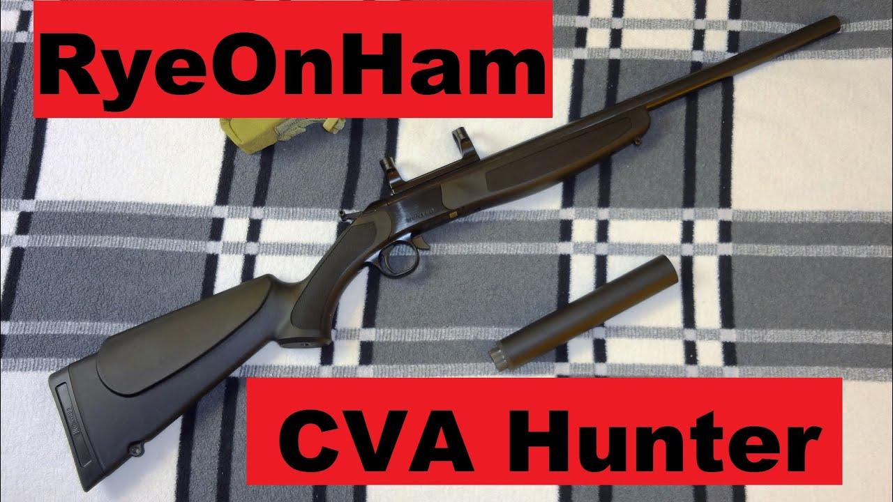 CVA Hunter, 44 Magnum Plaid Review
