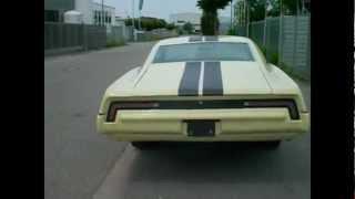 1968 Pontiac Bonneville Preview mit Streifen