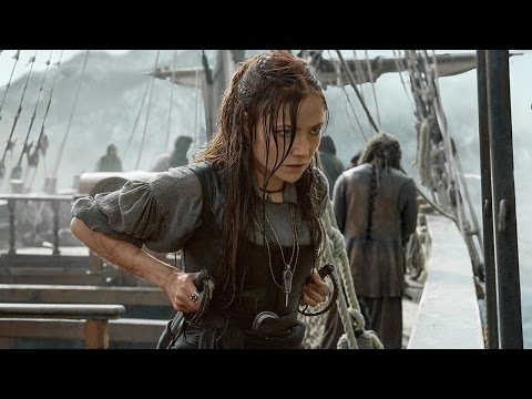 Black Sails: Anne Bonny is Ready to Fight in Season 4  NYCC 2016