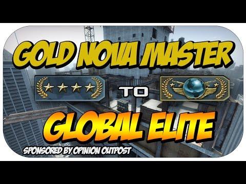 CSGO - Road to Global Elite - Gold Nova Master