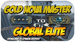 CSGO - Road to Global Elite - Gold Nova Master