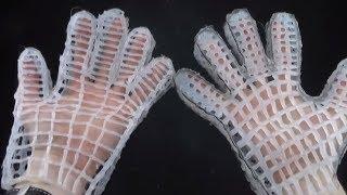 Sıcak Silikondan Eldiven Nasıl Yapılır - DIY